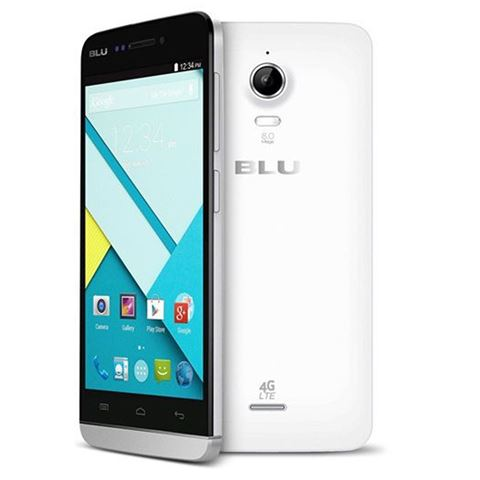 Picture of BLU SPEED 4.7 LTE WHITE