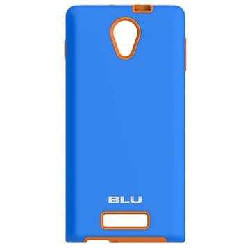 Picture of BLU LIFE 8 BLU/ORA CASE