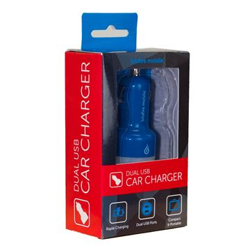 Picture of Blufire Mobile Car Charger Blue