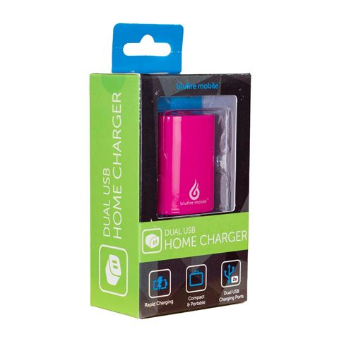Picture of BLUFIRE HOME CHARGER PNK/MGNTA