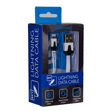 Picture of BLUFIRE IPHONE 5 CABLE 3FT BLK