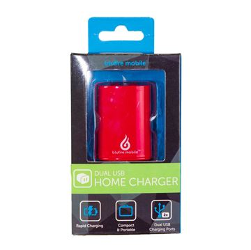 Picture of BLUFIRE HOME CHARGER RED
