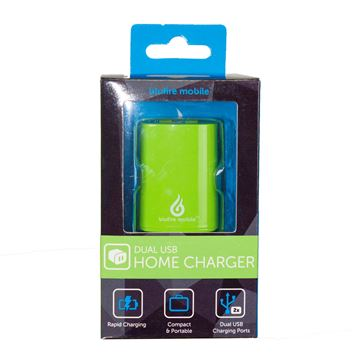 Picture of BLUFIRE HOME CHARGER GREEN