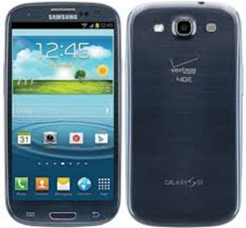 Picture of SAMSUNG GALAXY S3 Verizon BLACK
