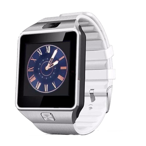 Picture of BRIGHTWRIST SMARTWATCH WHITE BAND/SILVER FACE