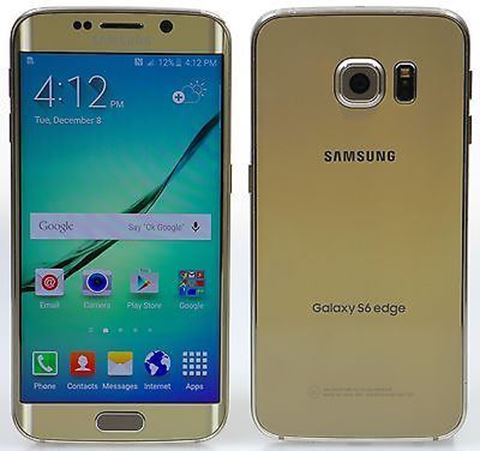 Picture of SAMSUNG GALAXY S6 EDGE GOLD