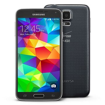 Picture of SAMSUNG GALAXY S5 Verizon BLACK REFURBISHED