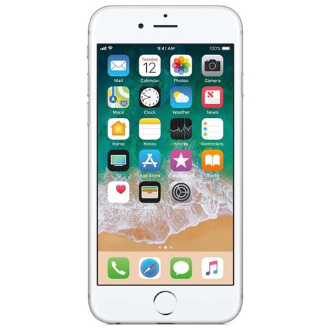 Picture of APPLE iPHONE 6S 16GB SILVER KITTED