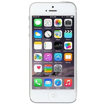 Picture of APPLE iPHONE 5 16GB WHITE A/Stock