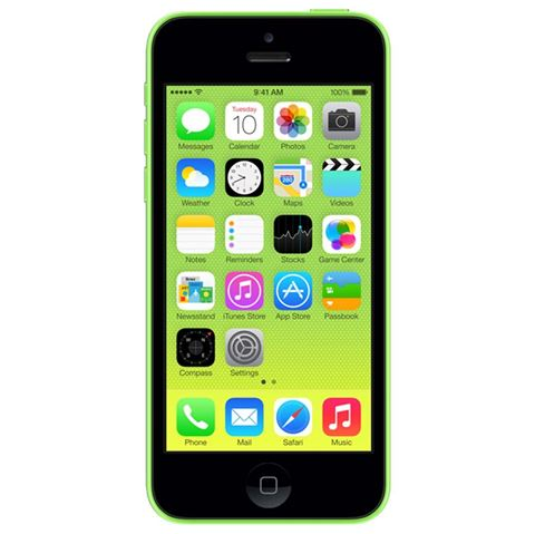 Picture of APPLE iPHONE 5C 8GB GREEN A/Stock