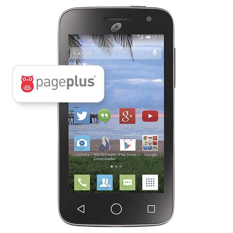 Picture of PAGE PLUS ALCATEL ONE TOUCH