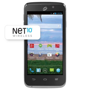 Picture of NET10 ZTE 932 RAPIDO BLACK