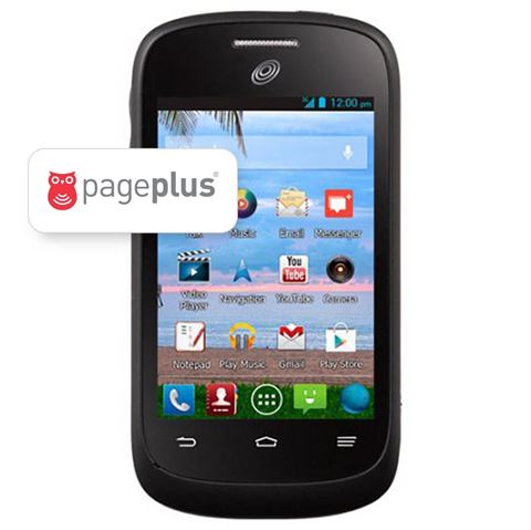 Picture of PAGE PLUS ZTE VALET
