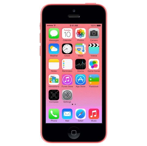 Picture of APPLE iPHONE 5C 8GB PINK A/Stock