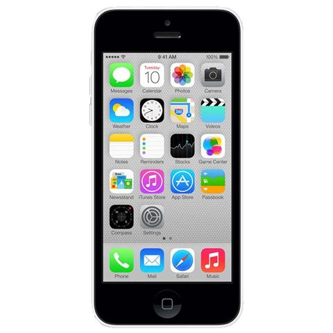 Picture of APPLE iPHONE 5C 8GB WHITE A/Stock