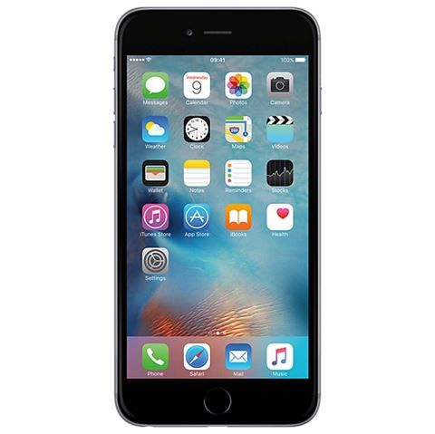 Picture of APPLE iPHONE 6 PLUS 16GB GREY KITTED A/STOCK