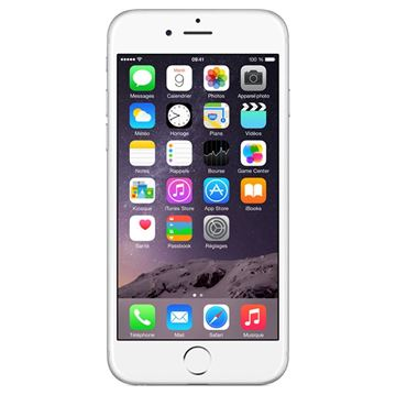 Picture of APPLE iPHONE 6 16GB SILVER B/STOCK