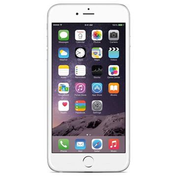 Picture of APPLE iPHONE 6 PLUS 16GB SILVER HSO B/STOCK