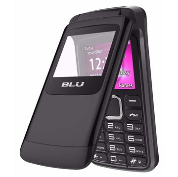 Picture of BLU ZOEY FLEX Z170L BLACK