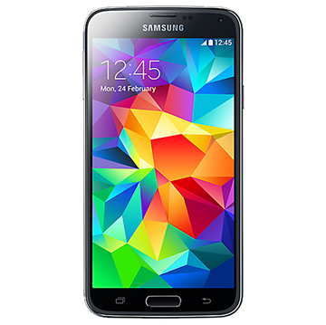 Picture of SAMSUNG GALAXY S5 BLACK A/B/STOCK