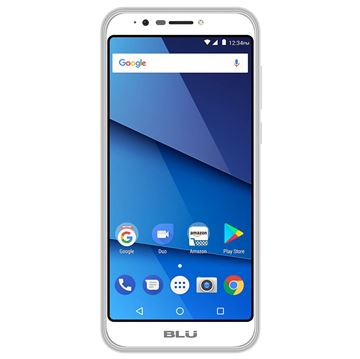 Picture of BLU STUDIO VIEW XL SILVER