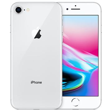 Picture of APPLE iPHONE 8 64GB SILVER HSO A/STOCK