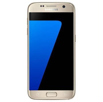 Picture of SAMSUNG GALAXY S7 GOLD HSO B/STOCK
