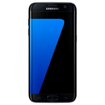 Picture of Samsung Galaxy S7 Edge Black A/B Stock