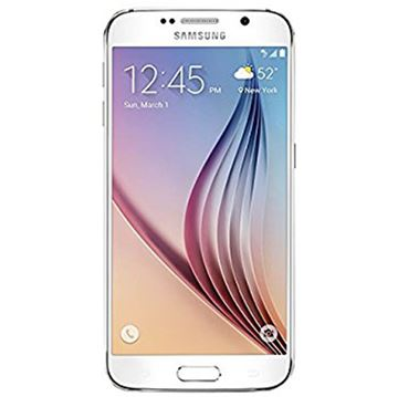 Picture of Samsung Galaxy S6 White HSO A/B Stock