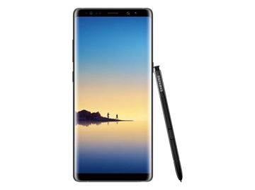 Picture of Samsung Galaxy Note 8 Black 32GB Kitted A/B/STOCK