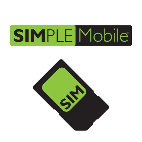 Picture of SIMPLE MOBILE SIM CARD ACTIVATION KIT