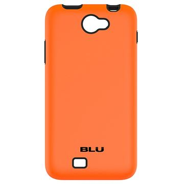 Picture of BLU DASH 5.5 ORA/BLK CASE