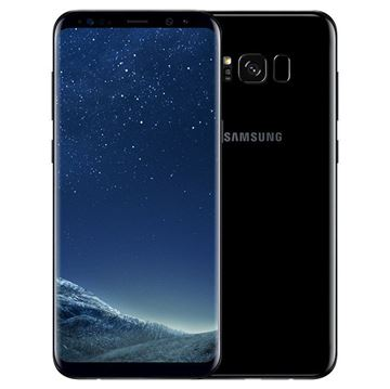 Picture of SAMSUNG GALAXY S8 PLUS DS BLACK HSO A/B/STOCK