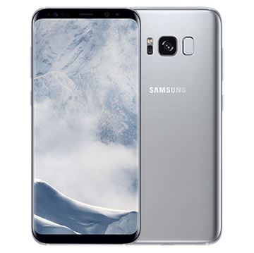 Picture of SAMSUNG GALAXY S8 PLUS DS SILVER HSO A STOCK
